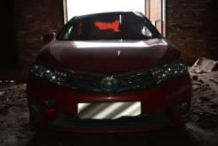 Toyota Corolla. ПТС, Corolla , E180, 13г. цвет красный