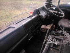 Механизм подъема кабины. Isuzu Forward