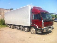 Грузоперевозки по городу, краю, ДВ региону фургон 15 тонн 60 кубов.