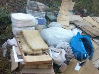 Вывоз мусора недорого мебели строительного мусора от 400 руб. Доставка