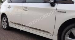 Накладка на дверь. Toyota Prius, ZVW30