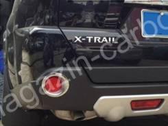 Накладки на отражатели Nissan X-Trail 31 2007-2013