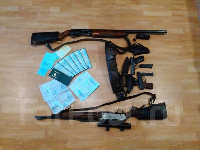 Помощь в сборе докум. И получение лицензии на оружие недорого, быстро.