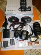 Canon EOS 50D Kit. 15 - 19.9 Мп, зум: 10х