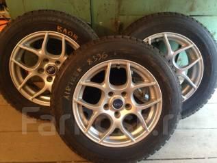 Продам колеса новые 215-60-16. 5x114.30, 3x256.00