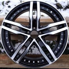 Sakura Wheels. 7.5x18, 5x100.00, ET45, ЦО 73,0мм.