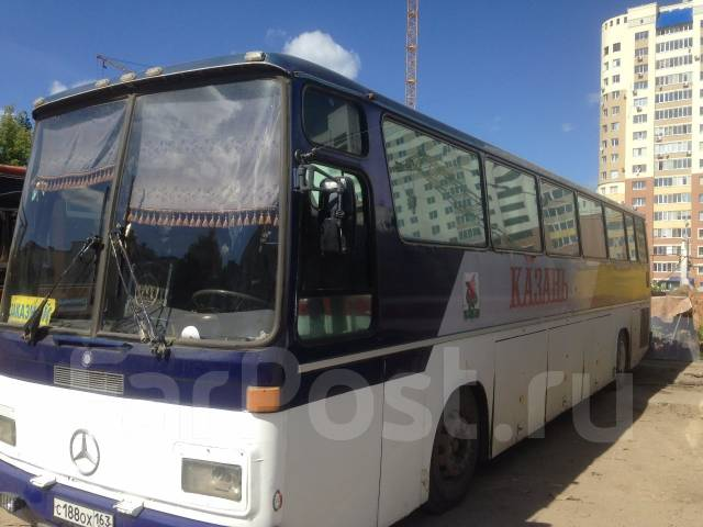 автобус мерседес бенц 50