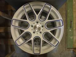Sakura Wheels. 8.0x18, 5x114.30, ET40, ЦО 73,1мм.