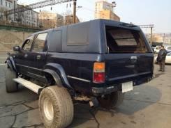 Крышка кузова. Toyota Hilux, LN106 Toyota Pickup