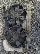 Вентилятор охлаждения радиатора. Subaru Forester, SG5, SG9, SG Двигатель EJ205