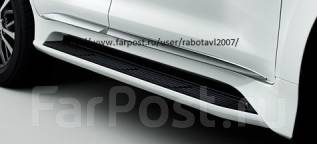 Накладка на дверь. Lexus LX570 Lexus LX450d Toyota Land Cruiser, VDJ200, UZJ200W, J200, URJ202, URJ202W, GRJ200, URJ200, UZJ200 Двигатели: 1VDFTV, 2UZ...
