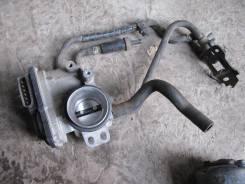 Заслонка дроссельная. Toyota Ractis, SCP100