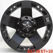 XD Series. 8.0x17, 6x139.70, ET10, ЦО 108,0мм.