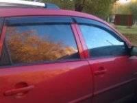 Ветровик на дверь. Toyota Matrix