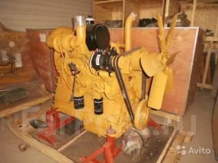 Двигатель в сборе. Shanghai Pengpu PD165Y-2