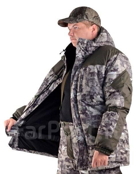 59b2fdd64c35 Костюм мужской зимний очень теплый для охоты и рыбалки - Одежда ...