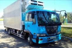 Nissan Diesel. Продам рефрижератор, 8 000 куб. см., 7 000 кг.