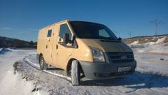 Ford Transit Van. Ford, 2 400 куб. см., 4 места