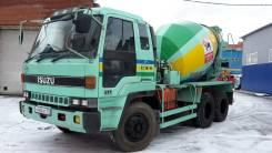 Isuzu. Продаётся автобетоносмеситель ( миксер ) БП по РФ 5 м3, 17 000 куб. см., 5,00куб. м.
