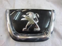 Эмблема. Peugeot 308