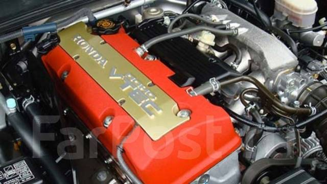 типы двигателей honda