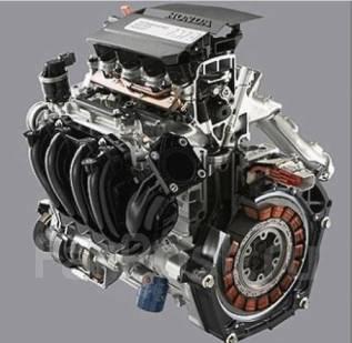 Двигатель в сборе. Honda: Elysion, Stream, Edix, Civic, Accord, Civic Ferio, Stepwgn, Integra, Odyssey, Accord Wagon Двигатели: J30A, J35A, K24A, D17A...