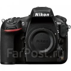 Nikon D810 Body. 20 и более Мп, зум: без зума