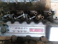 Головка блока цилиндров. Nissan Atlas Двигатель BD30