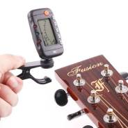 «NC»- Тюнер-прищепка для настройки гитар