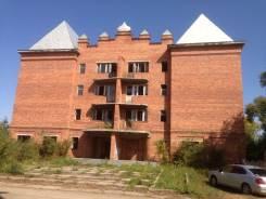 Гостиницы. Советская 21, р-н п.Пограничный, 1 550,0кв.м. Дом снаружи