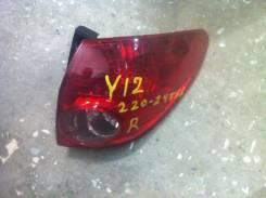 Стоп-сигнал. Nissan AD Expert, VJY12, VY12, VZNY12 Nissan Wingroad, JY12, Y12, NY12, VJY12, VY12, VZNY12
