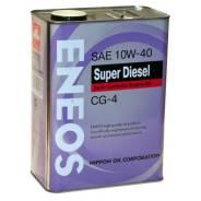 Eneos. Вязкость 10W40, полусинтетическое