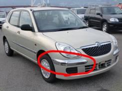 Абсорбер бампера. Toyota Duet