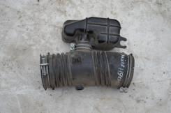 Патрубок воздухозаборника. Toyota Highlander, GSU45 Двигатель 2GRFE