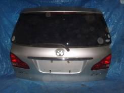 Дверь багажника. Toyota Ipsum, ACM21