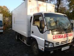 Isuzu Elf. Исузу Эльф 05г, грузовой фургон, категория С, 5 190 куб. см., 4 000 кг.