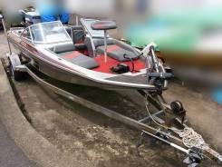 Моторная лодка Skeeter SL200. длина 6,50м., двигатель подвесной, 200,00л.с., бензин