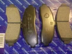 Колодка тормозная. Nissan Micra, K11E Двигатели: TD15, CG13DE, CG10DE, CGA3DE