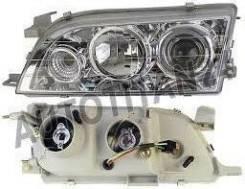 Фара. Toyota Sprinter, AE100, AE101, AE104, AE109, CE100, CE102, CE102G, CE104, CE105, CE106, CE107, CE108, CE108G, CE109, EE101, EE102, EE103, EE104...