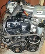 Двигатель в сборе. Toyota Crown, JZS155, JZS157, JZS151, JZS153 Toyota Cresta, JZX100, JZX101, JZX105 Toyota Mark II, JZX101, JZX105, JZX100 Toyota Ch...