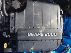 Корпус воздушного фильтра. Toyota Mark II, GX100 Двигатель 1GFE