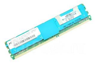 Серверная память DDR-II FB 4 Gb ( PC2-5300F, 667MHz, FB-DIMM, ECC)