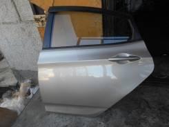 Дверь L задняя Hyundai Solaris б/у в сборе