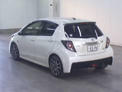 Спойлер. Toyota Vitz, NCP131, NSP130, KSP130