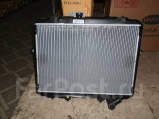 Радиатор охлаждения двигателя. Hyundai H100 Hyundai Porter Двигатели: D4BA, D4BB, D4BF
