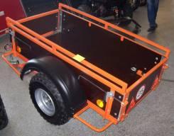 Курганские прицепы. Г/п: 400 кг., масса: 100,00кг.