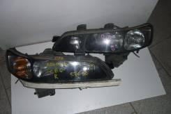 Фара. Honda Accord, CF5, CF4, CF6 Двигатели: F20B, F23A