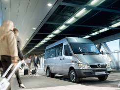 Mercedes-Benz Sprinter 311 CDI. Продается микроавтобус Mercedes-Benz Sprinter Classic 311Турист(16+1), 2 200 куб. см., 16 мест