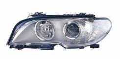 Фара. BMW 3-Series, E46/3, E46/2, E46/4