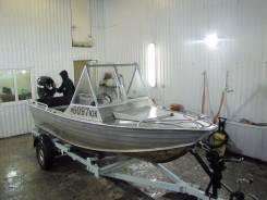 Wellboat. Год: 2010 год, длина 4,50м., двигатель подвесной, 40,00л.с., бензин